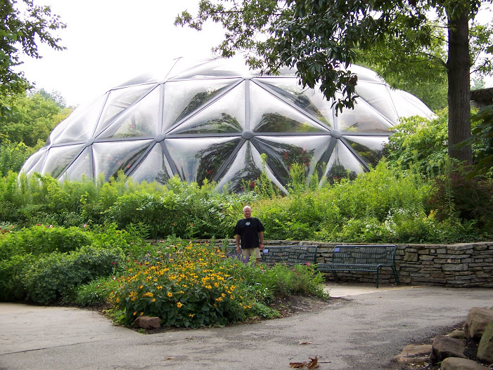 ETFE dome